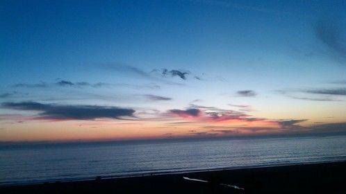 Santa Monica Beach - January 2015