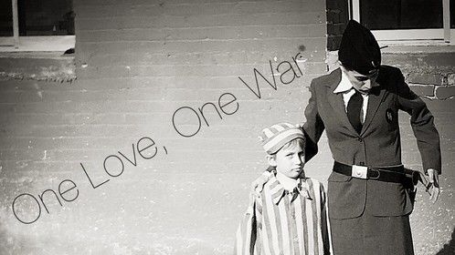 """From """"One Love, One War""""."""