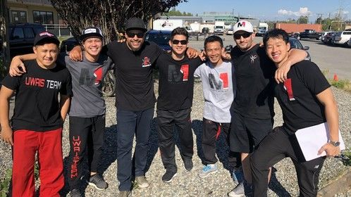 Prepping for Wu Assassins with Iko Uwais, the Uwais team and M1 Action Design