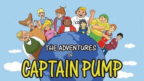 The Adventures of Captain Pump  Released Dec 2018  Red Hen Press