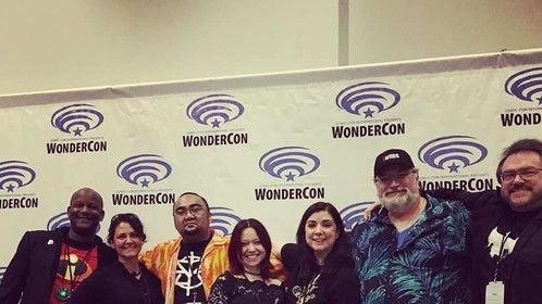 Panel - The Art of Garbage: Writing the First Draft at Wondercon 2019