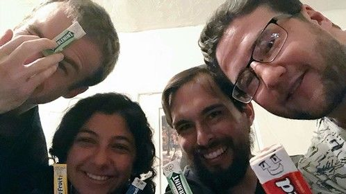 Wrigley Friends w/ David Wingert, Rund Shami, Jordan Imiola, & Ian Longway