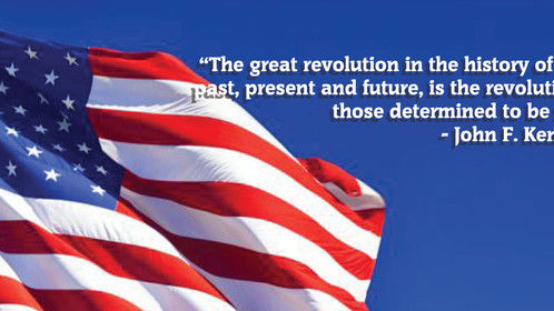 Enjoy your freedom this 4th of July.