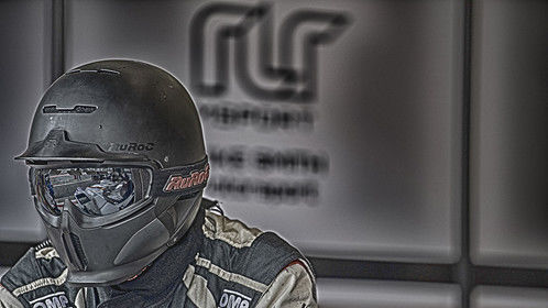 Pit lane action - Spa Francorchamps