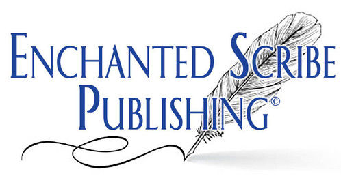 Enchanted Scribe Publishing, Logo design by Kimberly Brouillette