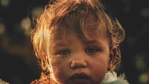 My little cousin Aiden.