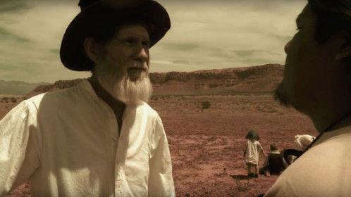 As Jacob Hamblin in Liquid Desert 1