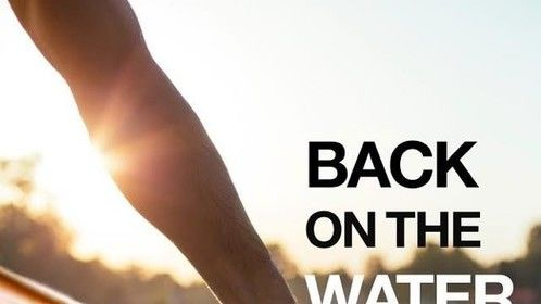 BACK ON THE WATER (Sports/Biography): It's said that true champions are measured not by their medals, but by their quality of life, and their legacy. Owen Palmiotti - Screenwriter/Producer Lee Roth - Development Executive/Co-Producer