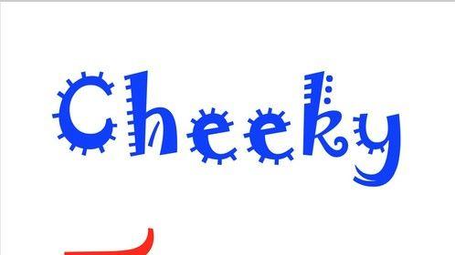 Cheeky Fest logo