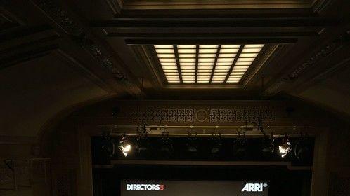 Presenting DirectorsUK Trinity Challenge winning film in London