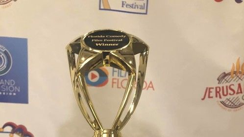 Best Screenplay (Titanium Award) Florida Comedy Film Festival 2020