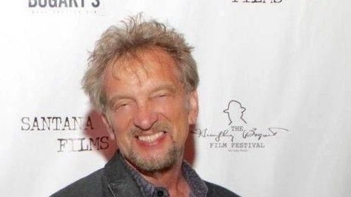 Pitched a great script whilst attending a Santana Films - Bogart Film Event