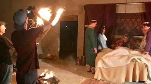 I played King Herod for a video series...