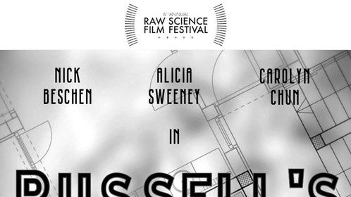 Russell's Paradox is a finalist in the Raw Science Film Festival 2020! #rsff2020