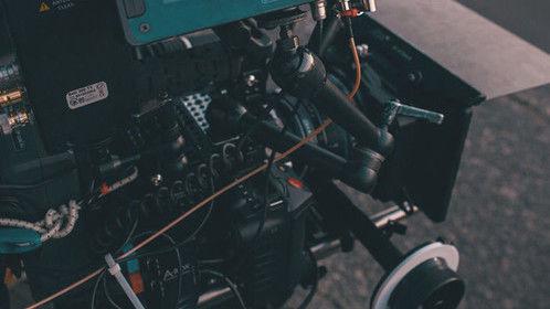 red dragon camera setup