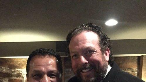 "Anthony Snow & 3X World Boxing Champion Tony ""The Tiger"" Lopez"