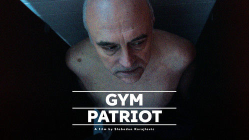 Gym Patriot - Poster