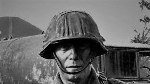 German Waffen Officer Second World War