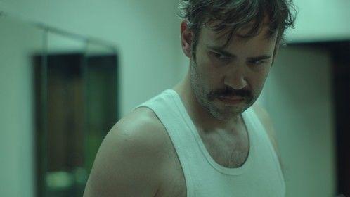 Rossif Sutherland in Believe Me, directed by Jim Donovan.