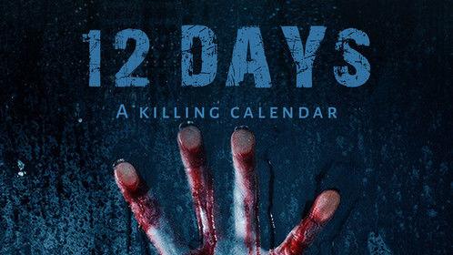 Christmas. A blackout of street lights. A serial-murderer's killing calendar.