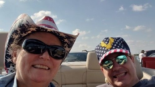 Airshow ridealong