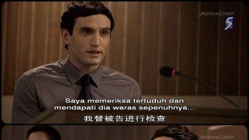 """Code of Law"" - TV series"