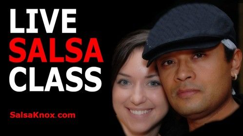 LIVE Salsa Dance Lessons at SalsaKnox Dance Company