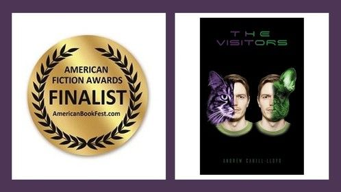 The Visitors awarded 2020 American Fiction Awards Finalist- Science Fiction Alien /Space. Renamed  An Alien Traitor.