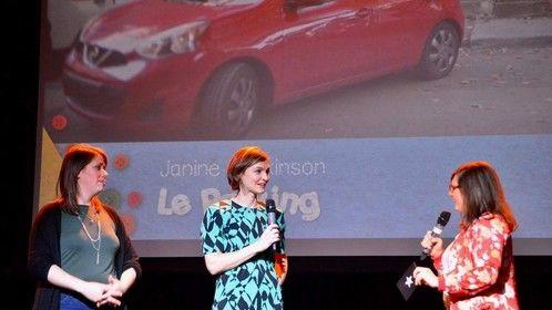 2020 Kino Film Festival - Inclusive Filmmaker Janine Parkinson on promoting women in leadership roles.