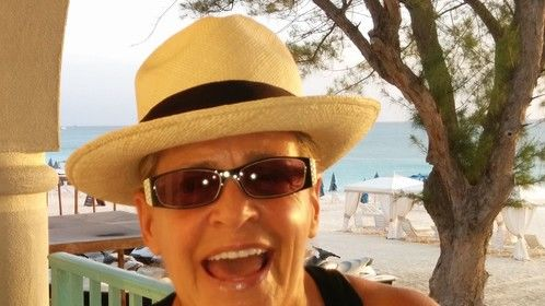 Good Crazy Writer loose in the Caribbean Islands!
