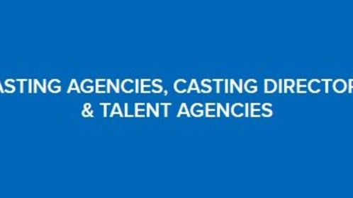 The Most Trusted Film & TV Production Directory https://www.castingagenciesdirectory.com