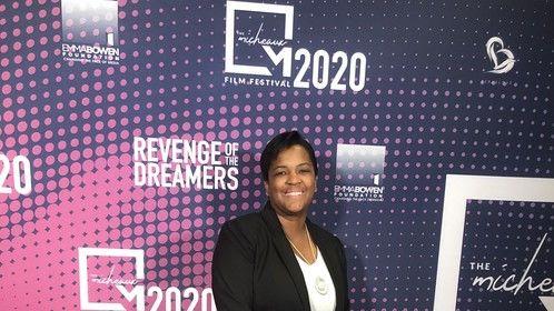Micheaux Film Festival award ceremony 2020