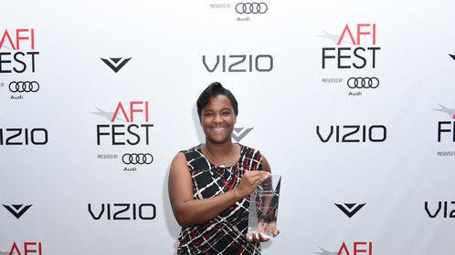 ViZio + Dolby Vision Filmmakers Challenge award ceremony 2017.