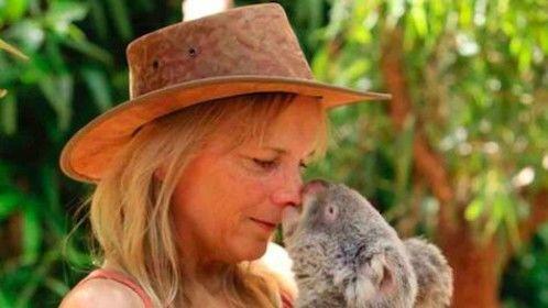 Animals love me!