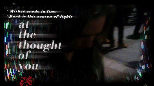 At the Thought of You - Experimental film available for free https://youtu.be/W6f7BqHSj2k Poster design by Emilie Emilie Bokanowski  http://emiliebokshop.com/  http://emiliesarah.tumblr.com/