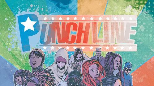 Punchline: Super-Fremenies by Matthew Weldon and me.