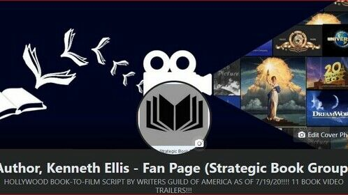 FAN PAGE SINCE 2011; NOW FEATURING INFO CONCERNING THE FILMIC VERSION OF MY BOOK(S)!  (HOLLYWOOD BOOK-TO-FILM SCRIPT) (HOLLYWOOD BOOK-TO-SCREEN ADAPTATION SCRIPT) (HOLLYWOOD BOOK-TO-MOTION PICTURE SCRIPT)