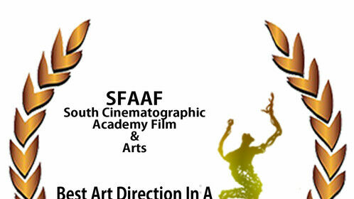 2021 SFAAF Best Art Direction in a Short Film for 5 Moons Of Pluto