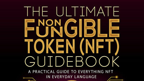 WTF is an NFT and why is it the future of Entertainment ? Ask me and read my book