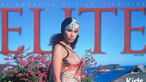 Elite Magazine on location Huatulco, Mexico Photography by Michael Roberts Hair and Makeup by Judie Tallman