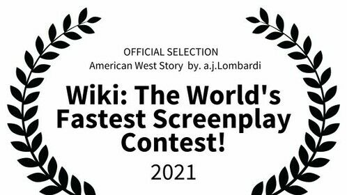 Honorable Mention for (American West Script)