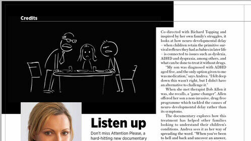 Virgin Atlantic Vera Magazine Article