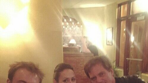 Dinner with Michael Shannon and Ben O'Tool