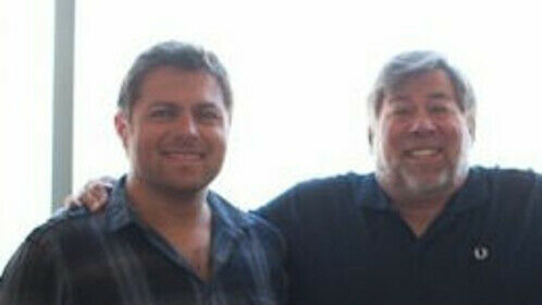 Steve Wozniack (Apple Computer) and I  Until the Music Ends interview  Documentary Film I produced