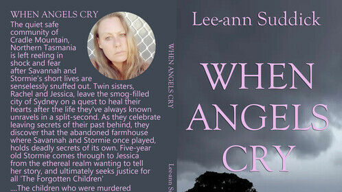 When Angels Cry (Paranormal-Thriller) Looking for movie option
