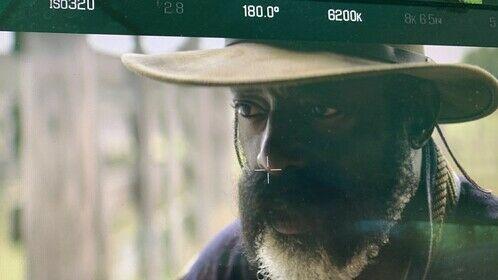 Isaiah Washington as Bass Reeves