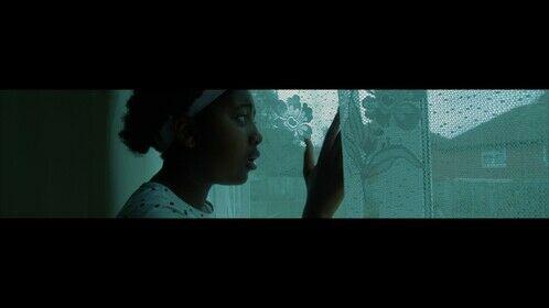 Frame from Nandi, short film.
