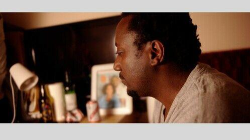 """Frame from 'Broken"""",  a short film."""