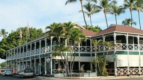 The Pioneer Inn Maui Hawai