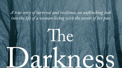 The Darkness Within Memoir Cover: Drew Paige